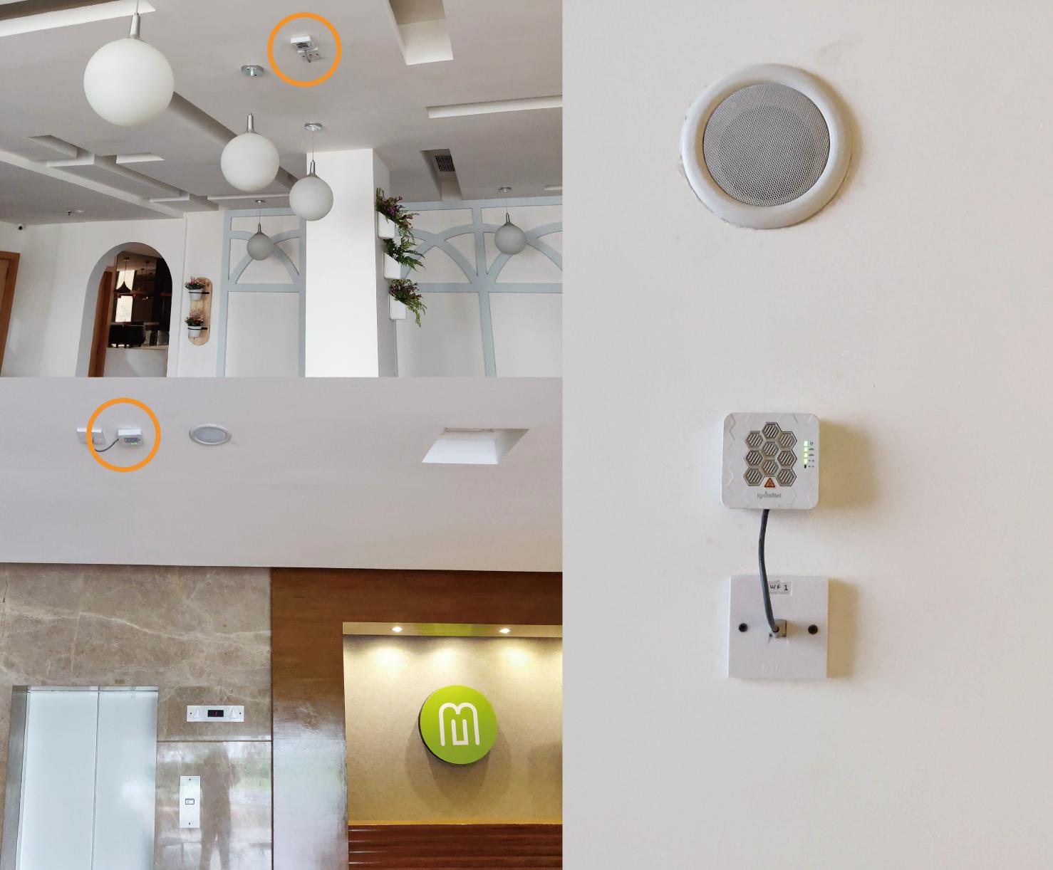 IgniteNet Mango Suites SELECT Wi-Fi deployment successful case